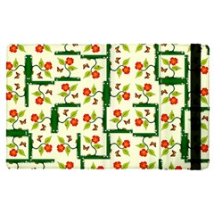 Plants And Flowers Apple Ipad Pro 9 7   Flip Case by linceazul