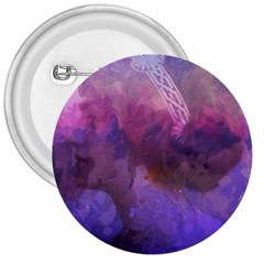 Ultra Violet Dream Girl 3  Buttons by 8fugoso