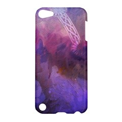 Ultra Violet Dream Girl Apple Ipod Touch 5 Hardshell Case by 8fugoso