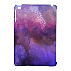 Ultra Violet Dream Girl Apple Ipad Mini Hardshell Case (compatible With Smart Cover) by 8fugoso