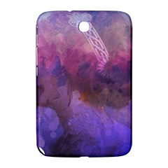 Ultra Violet Dream Girl Samsung Galaxy Note 8 0 N5100 Hardshell Case  by 8fugoso