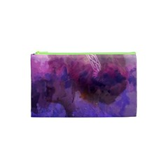 Ultra Violet Dream Girl Cosmetic Bag (xs) by 8fugoso
