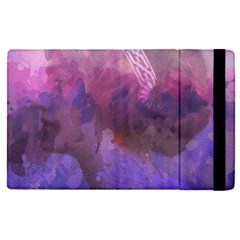 Ultra Violet Dream Girl Apple Ipad Pro 9 7   Flip Case by 8fugoso