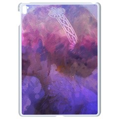 Ultra Violet Dream Girl Apple Ipad Pro 9 7   White Seamless Case by 8fugoso