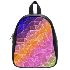 Crystalized Rainbow School Bag (small) by 8fugoso