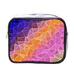 Crystalized Rainbow Mini Toiletries Bags by 8fugoso
