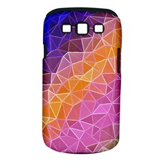 Crystalized Rainbow Samsung Galaxy S Iii Classic Hardshell Case (pc+silicone) by 8fugoso