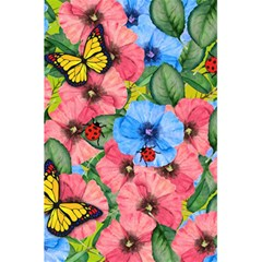 Floral Scene 5 5  X 8 5  Notebooks by linceazul