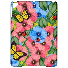 Floral Scene Apple Ipad Pro 9 7   Hardshell Case by linceazul