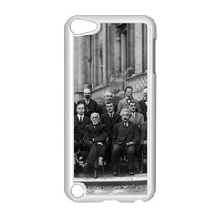 1927 Solvay Conference On Quantum Mechanics Apple Ipod Touch 5 Case (white) by thearts