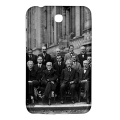 1927 Solvay Conference On Quantum Mechanics Samsung Galaxy Tab 3 (7 ) P3200 Hardshell Case  by thearts
