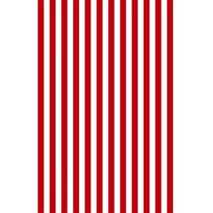 Red Stripes 5 5  X 8 5  Notebooks by jumpercat