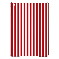 Red Stripes Ipad Air Hardshell Cases