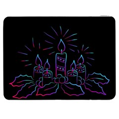 Advent Wreath Candles Advent Samsung Galaxy Tab 7  P1000 Flip Case