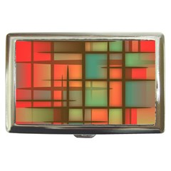 Background Abstract Colorful Cigarette Money Cases by Nexatart