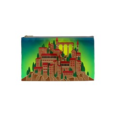 Mountain Village Mountain Village Cosmetic Bag (small)