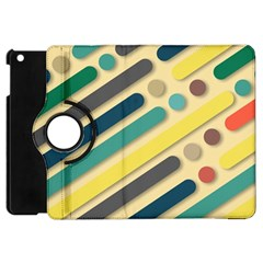 Background Vintage Desktop Color Apple Ipad Mini Flip 360 Case