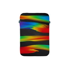 Colorful Background Apple Ipad Mini Protective Soft Cases