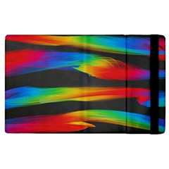 Colorful Background Apple Ipad Pro 9 7   Flip Case by Nexatart