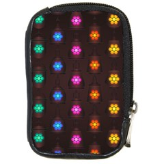 Lanterns Background Lamps Light Compact Camera Cases