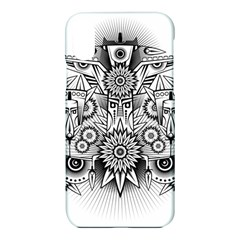 Forest Patrol Tribal Abstract Apple Iphone X Hardshell Case by Nexatart