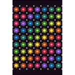 Background Colorful Geometric 5.5  x 8.5  Notebooks Back Cover