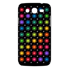 Background Colorful Geometric Samsung Galaxy Mega 5 8 I9152 Hardshell Case  by Nexatart