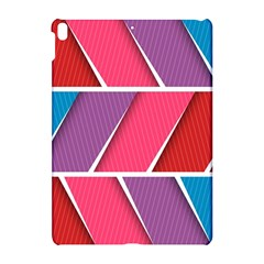 Abstract Background Colorful Apple Ipad Pro 10 5   Hardshell Case by Nexatart
