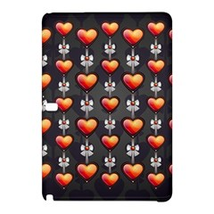 Love Heart Background Samsung Galaxy Tab Pro 10 1 Hardshell Case
