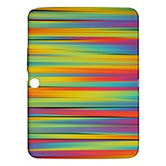 Colorful Background Samsung Galaxy Tab 3 (10 1 ) P5200 Hardshell Case