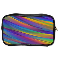 Colorful Background Toiletries Bags 2 Side by Nexatart