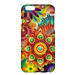 Colorful Abstract Background Colorful Apple Iphone 6 Plus/6s Plus Hardshell Case