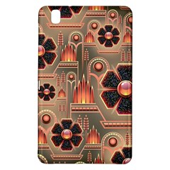 Background Floral Flower Stylised Samsung Galaxy Tab Pro 8 4 Hardshell Case