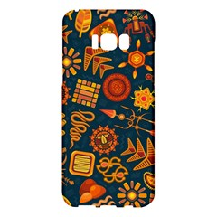 Pattern Background Ethnic Tribal Samsung Galaxy S8 Plus Hardshell Case  by Nexatart