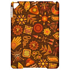 Pattern Background Ethnic Tribal Apple Ipad Pro 9 7   Hardshell Case