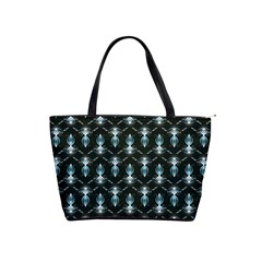 Seamless Pattern Background Shoulder Handbags