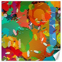 Background Colorful Abstract Canvas 20  X 20