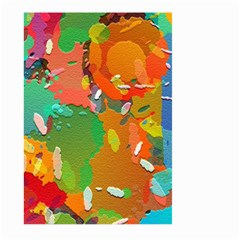 Background Colorful Abstract Large Garden Flag (two Sides)