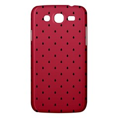 Watermelon Minimal Pattern Samsung Galaxy Mega 5 8 I9152 Hardshell Case  by jumpercat