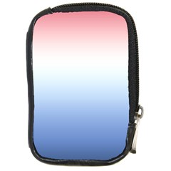 Red And Blue Compact Camera Cases by jumpercat
