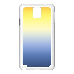 Sun Goes Down Samsung Galaxy Note 3 N9005 Case (white) by jumpercat
