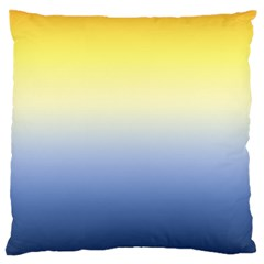 Sun Goes Down Standard Flano Cushion Case (one Side) by jumpercat