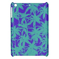 Electric Palm Tree Apple Ipad Mini Hardshell Case by jumpercat