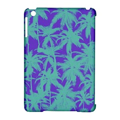Electric Palm Tree Apple Ipad Mini Hardshell Case (compatible With Smart Cover) by jumpercat
