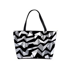 Polynoise Lowpoly Shoulder Handbags