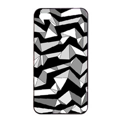 Polynoise Lowpoly Apple Iphone 4/4s Seamless Case (black)
