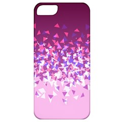 Pink Disintegrate Apple Iphone 5 Classic Hardshell Case by jumpercat