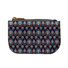 Seamless Pattern Pattern Mini Coin Purses