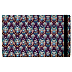 Seamless Pattern Pattern Apple Ipad Pro 9 7   Flip Case by Nexatart