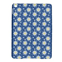 Daisy Dots Blue Ipad Air 2 Hardshell Cases by snowwhitegirl